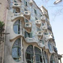 35.- Gaudí. CasaBatlló