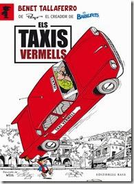 taxis vermells