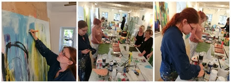 workshop med Bettina Holst