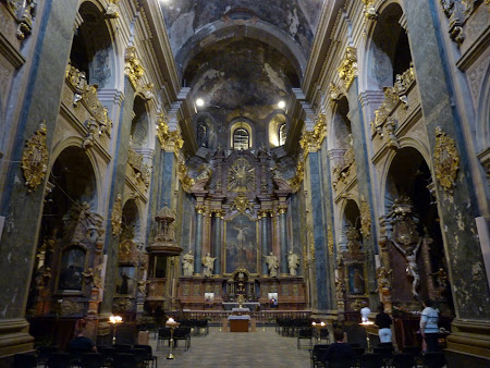 Things to do in Lvov: visit Latin Church