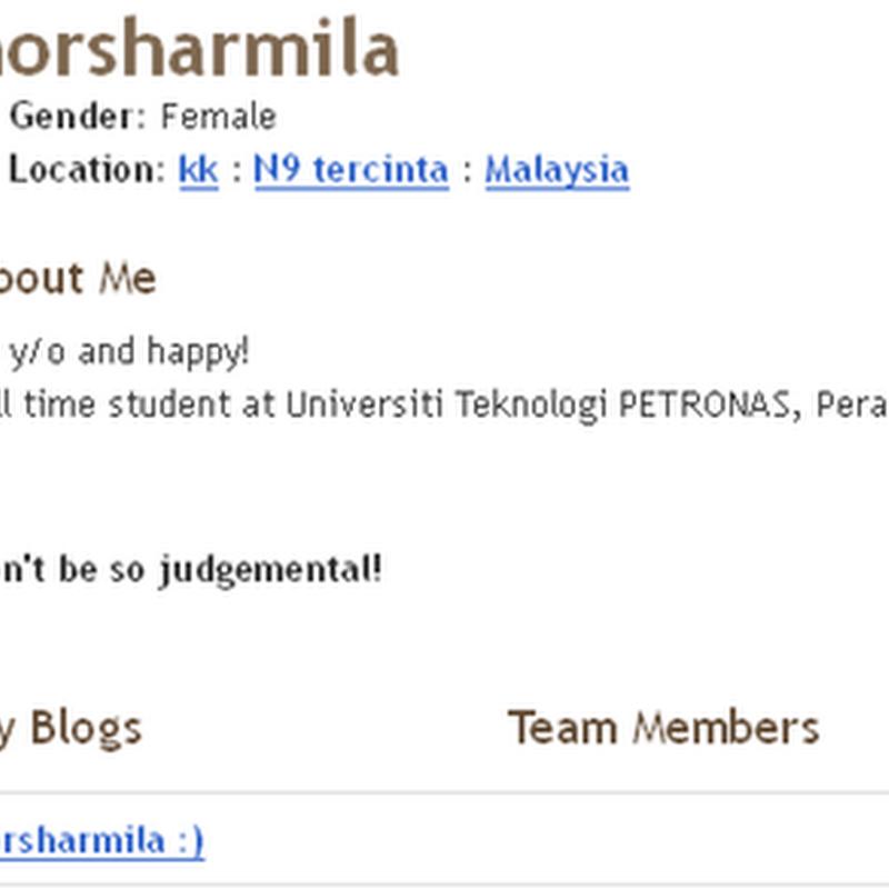 Blogger Pilihan ... #4