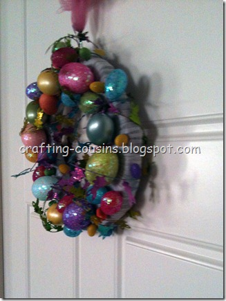 Easter Wreath (4)