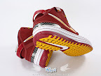 hardwood lebron6 cavfanatic 02 First Look at Nike LeBron X Low   Cavs Hardwood Classic?!