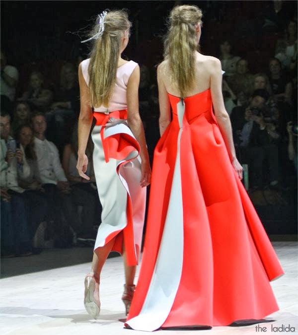 MBFF Sydney 2013 - Trends Gala - Toni Maticevski
