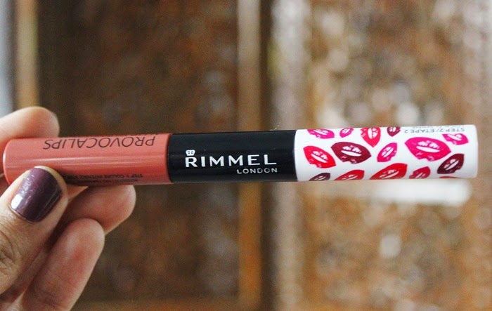 Review and swatch Rimmel Provocalips - 730 Make Your Move