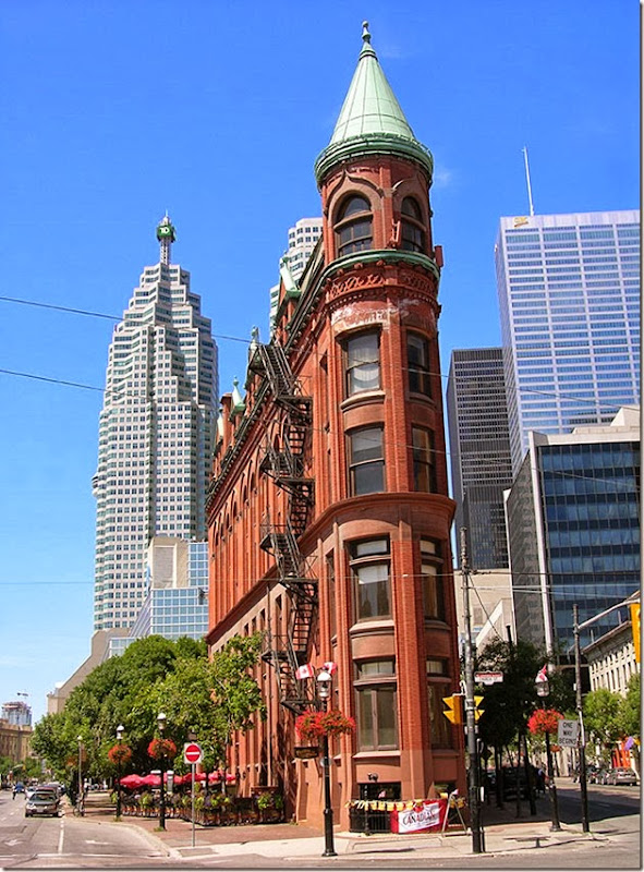 Toronto-Flatiron-Building