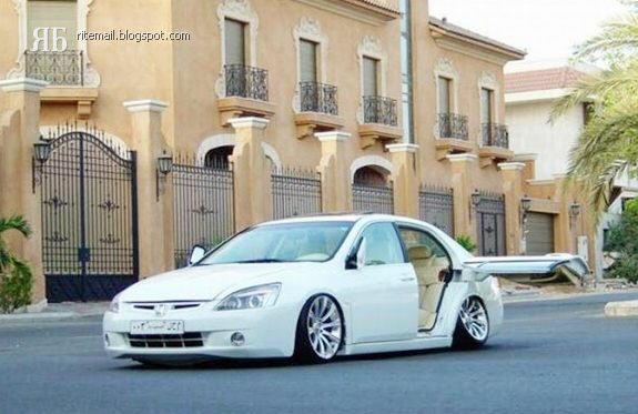 Dubai Honda Accord
