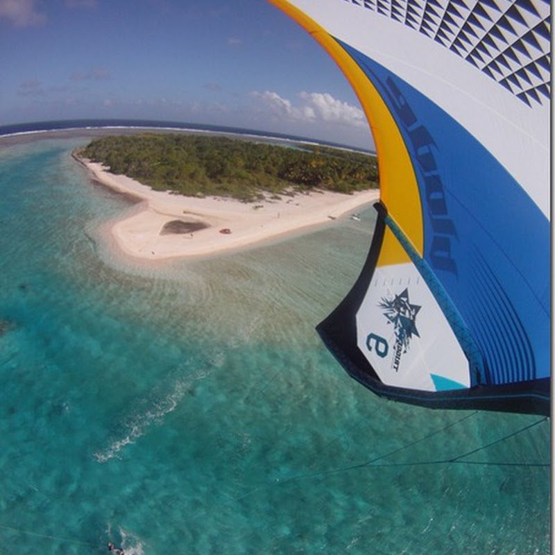 Kiting the Tuamotus Teaser