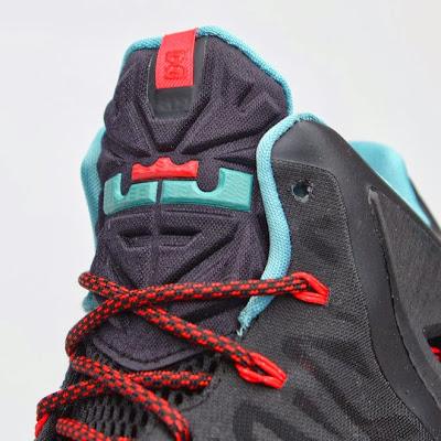 nike lebron 11 gr prohibition 2 03 Release Reminder: Nike LeBron XI Diffused Jade Prohibition