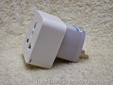 小K加萬用轉接插座