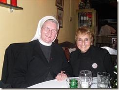 Josecitos Geburtstag, Abendessen mit Ruben Frassia und Mutter H 004