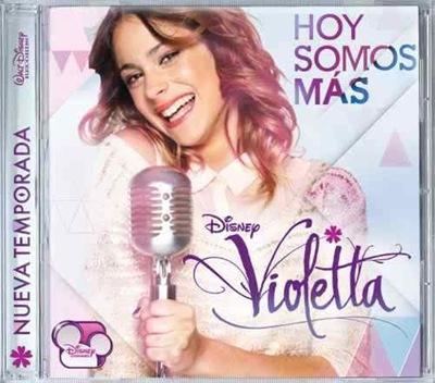 violetta -cantece noi-cd-hoy somos mas