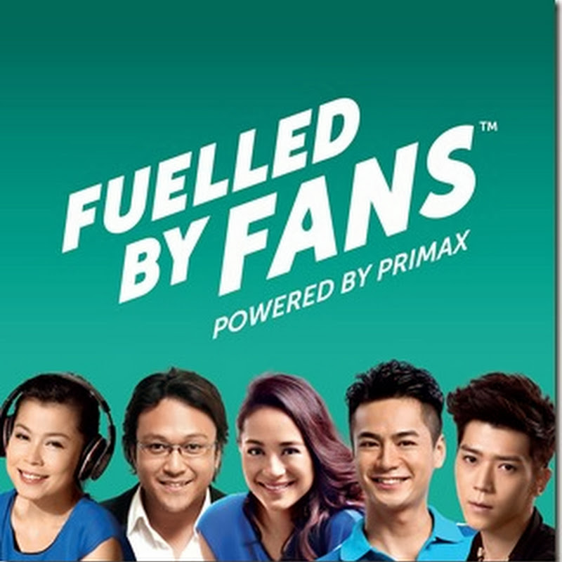 Pertandingan : Petronas' Fuelled By Fans, Powered By PRIMAX