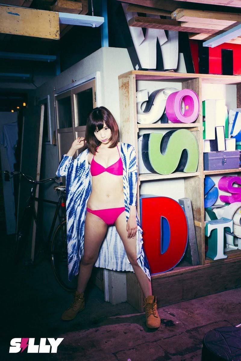 [SILLY] Sayaka Hoshijima 星島沙也加 No.01-09Real Street Angels