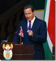 Cameron in Africa