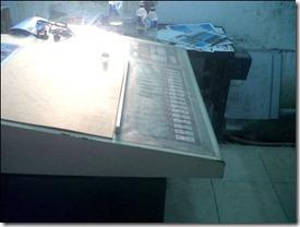 gambar mesin cetak offset Komori 420