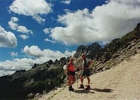 A passeggio sulle nostre montagne