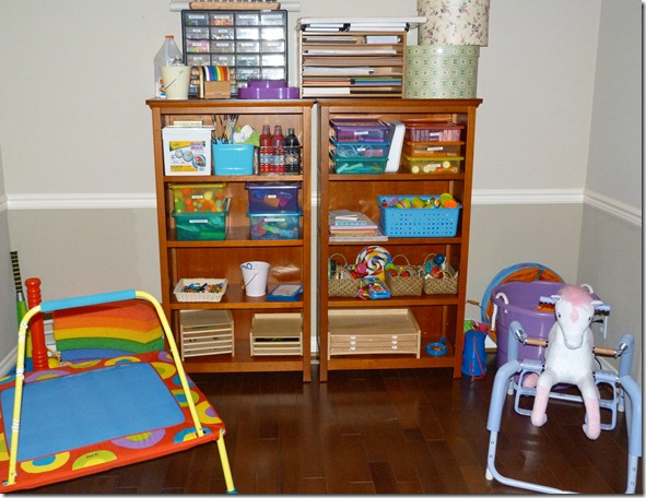 Homeschool - Playroom 11
