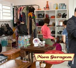 bazar garagem curitiba