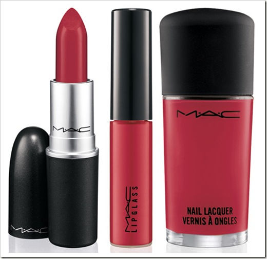 MAC-Lips-Tips-Makeup-Collection-Summer-2012-Russian-Red-products