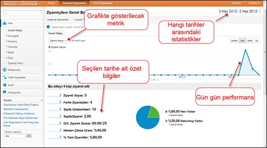 Google Analytics Kitle Raporları