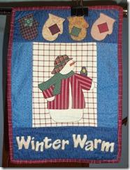 winter warm