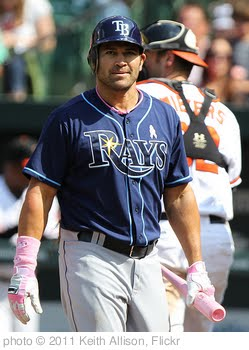 'Johnny Damon' photo (c) 2011, Keith Allison - license: http://creativecommons.org/licenses/by-sa/2.0/