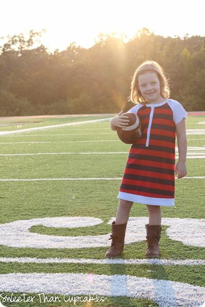 Sporty 5 dress