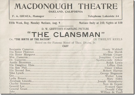 The Clansman
