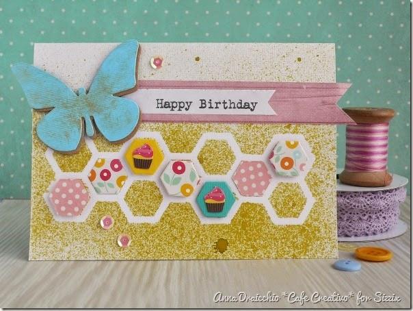 Anna Draicchio - sizzix big shot - scrapbookimg card mist (1)
