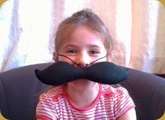 Piper face Moustache