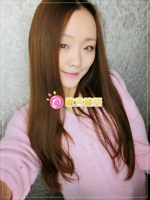 韓國GEO隱形眼鏡-GEO Sparkling 火花四色綠綠色美瞳008