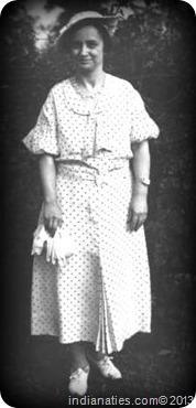 Tillie (Kuhn) Weber, 1891 - 1965