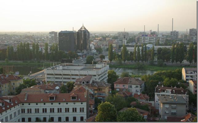 Plovdiv City, Bulgaria