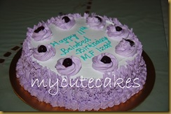Bluberry cake 003