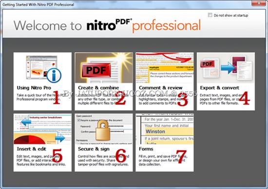 Nitro PDF Professional 11