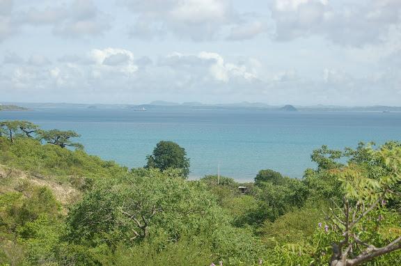 La baie d'Antisiranana. Madagascar. 1er février 2011. Photo : T. Laugier