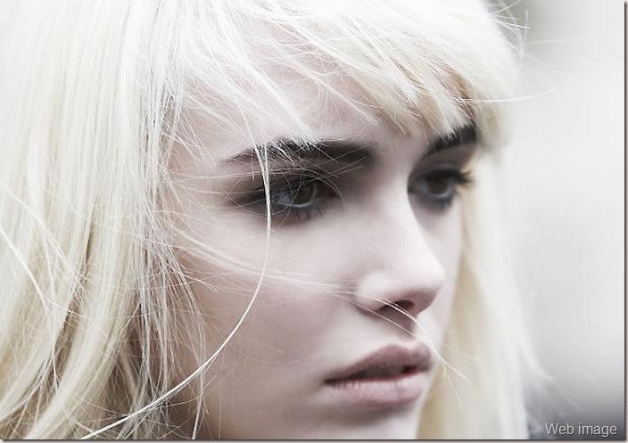 Da pra descolorir cabelo Branco?