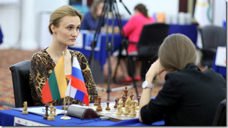 Viktorija Cmilyte, Round 8