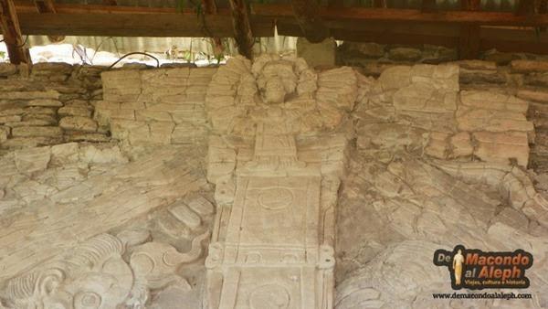 Viaje Tonina Chiapas 13