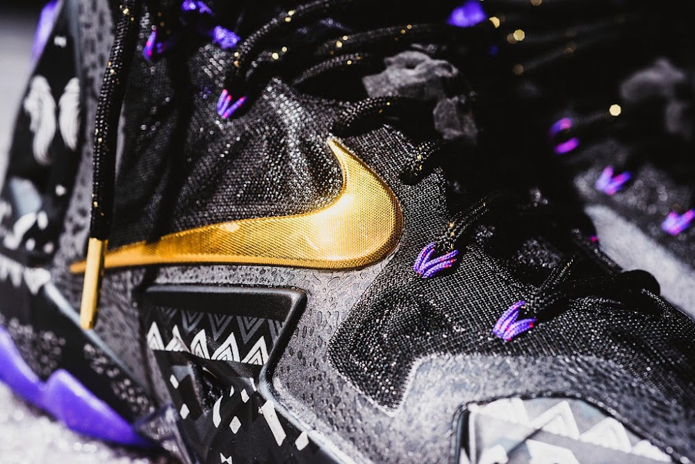 ae6463682f610d Release Reminder Nike LeBron 11 Black History Month ...