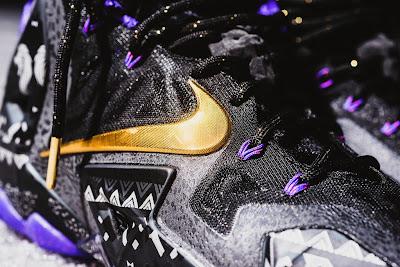 nike lebron 11 gr black history month 7 09 Release Reminder: Nike LeBron 11 Black History Month