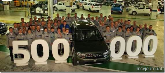 500000 dacia duster