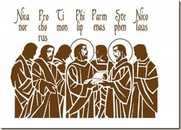 siete diaconos ateismo