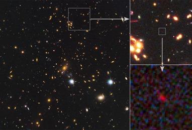 galáxia MACS 1149-JD