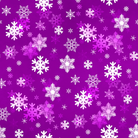Light Lilac Snowflakes by Henrik Lehnerer - Illustration Abstract & Patterns ( snowfall, seasonal, illustration, frost, snowflake, glow, bokeh, backdrop, seamless, cold, flake, snow, card, year, light, glitter, lilac, xmas, texture, art, wallpaper, white, holiday, december, winter, season, repetition, festive, graphic, merry, frozen, ice, happy, ornament, celebrate, abstract, purple, decoration, flakes, christmas, snowflakes, star, crystal, new, pattern, color, freeze, background, celebration, blizzard )
