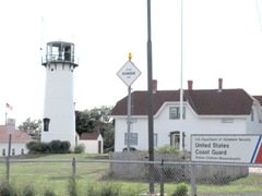 chatham lighthouse with ccstation