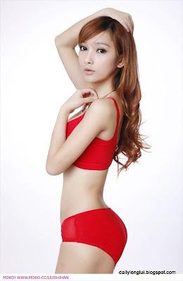 Jessica Liu Shi Han 刘诗涵