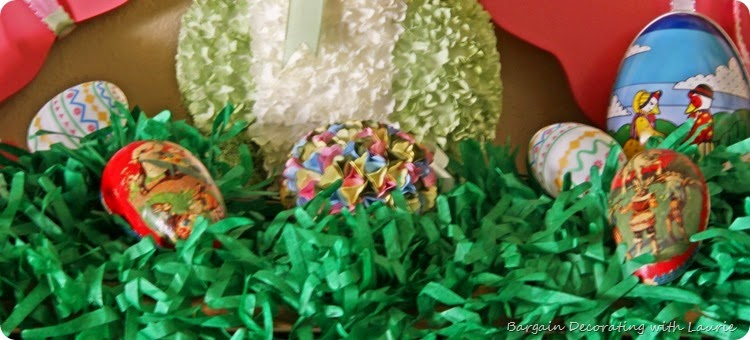Easter Mantel 4