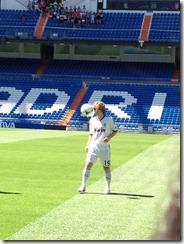 Modric llevará el número 19 en el Madrid